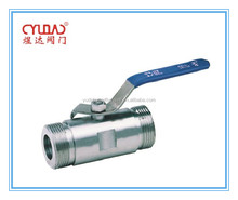 Type Ball Valve With Extremal Thread DN 40