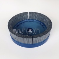 Deburring Polishing Cleaning Industrial Abrasive Nylon Disc Brush