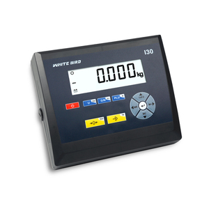Electronic digital weighing indicator for bench scales or platform scales
