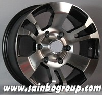 Universal steel wheels rim, concave car alloy wheel rim, wheel rims from china