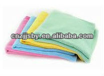 Cheap and Good Quality Microfiber Cloth with Micro Silver