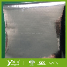 Underlayment Metalized PET woven fabric
