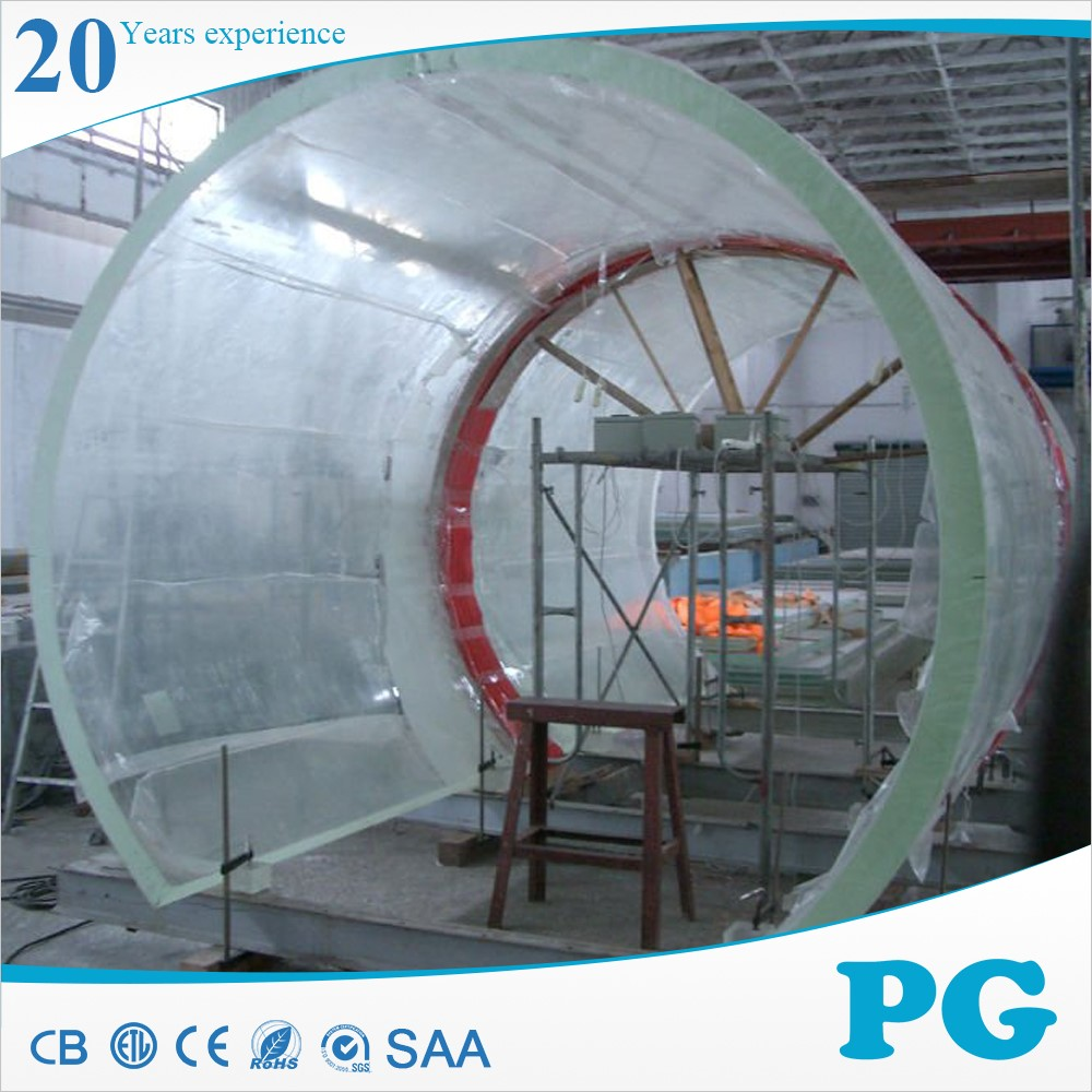 PG Large Custom Acrylic Tunnel