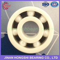 OEM many brands High cost effective ZrO2 Si3N4 longboard wheels ceramic bearings