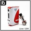 best selling products refill oil vapor cartridges lover 120w vapourizer oil cartridge