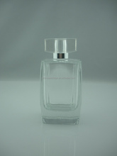 Large display glass spray perfume bottles for wholesale