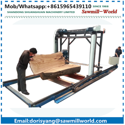 wood cutting machine,mini sawmill,mobile chain saw with high quality