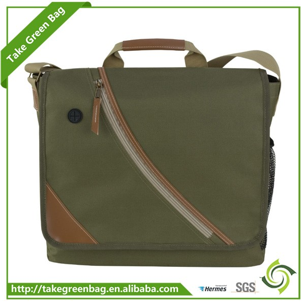 Hot selling wholesale laptop pad business men messenger bag