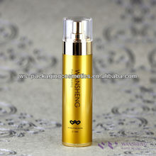 100ML Cosmetic Airless Bottle Cylindrical Plastic Container