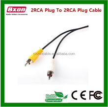 Audio Video 2 RCA to 2 RCA cable VGA RCA