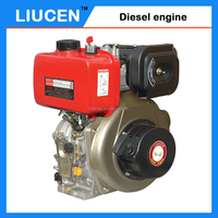 kama 1 cylinder air cooled diesel engine for pump compressor
