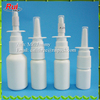 Plastic nasal spray pump with bottle, bottle nasal sprayer package 15ml 30ml