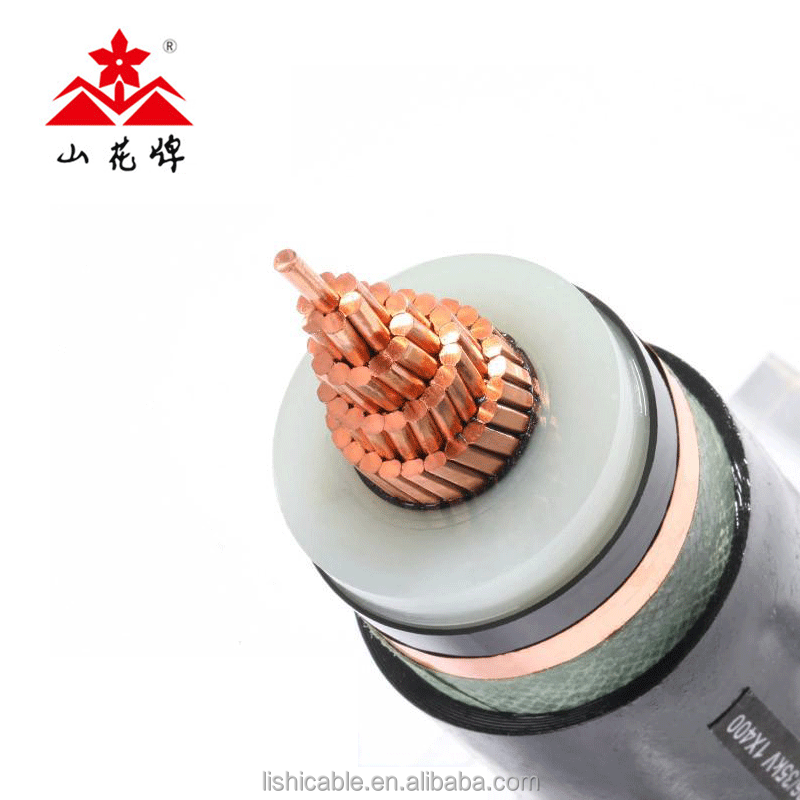 ShanHua Brand YC/YCW Heavy Duty Power Cable Rubber power cable Flexible Rubber Cables