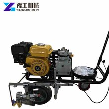 Portable cold spray road marking paint machine/ airless spray painting equipment