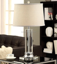 Simple high quality K9 table lamp crystal chandelier table lamp