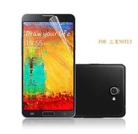 High clear screen protector for Samsung Galaxy Note 3 N9000 paypal accepted