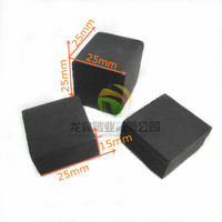 Custom your size and packing cube shape shisha coconut shell charcoal