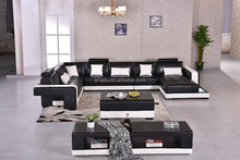 Comfortable and Elegant Sectional Living Room Sofa