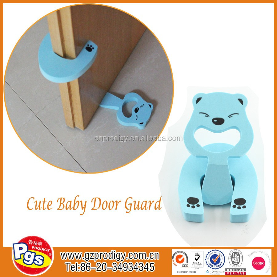 Baby Safety Plastic Baby Safety Wedge door safety guards