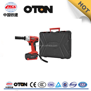 Fast speed bolt tightening machine of electric impact wrench