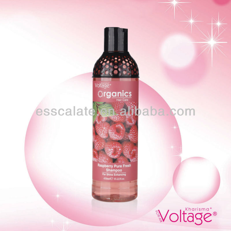 Raspberry Hair Shampoo for Dry Hair from Shampoo Manufacturers