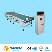 Online high-speed checkweigher / Dynamic weighing and check-weighing