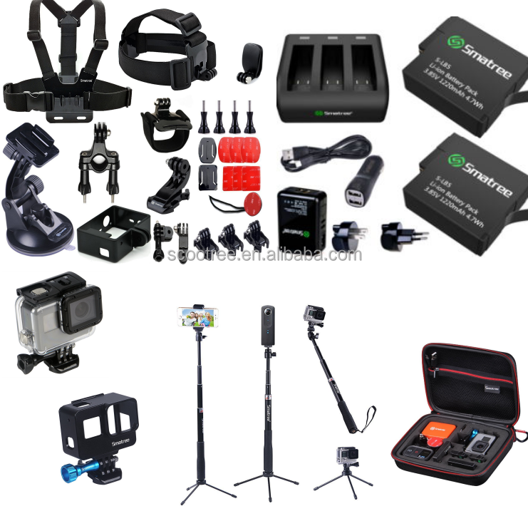 camera accessories outdoor sports camera accessories FBA service for gopros accessories
