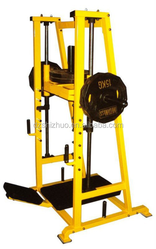 hammer strength leg exercise machine/Vertical Leg Press HZ39/exercise equipments