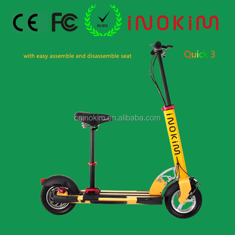 Electric Kick Scooter, 2 Wheel Stand Up Electric Scooter