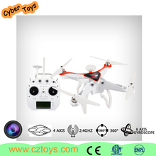 2.4G 4 CH Battery Power syma quadcopter gps smart drone quadcopter with hd camera