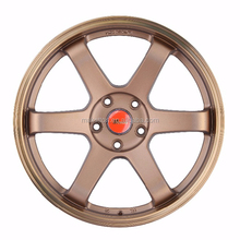 "MAKSTTON car rotiform replica volk te37 wheel 17"" vossen cvt replica wheels for sale"