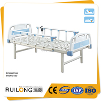 electric bed patient nursing movable home care and hospital use bed
