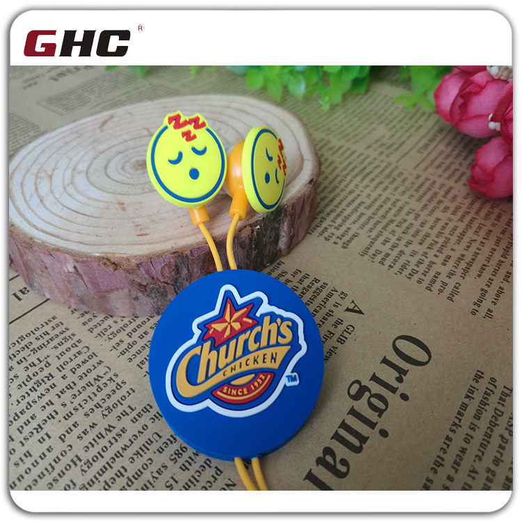 earphone jack accessory, cartoon low price earphone for kids with super bass sound quality