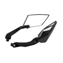 ONE Pair Motor Rearview Mirror Scooter Parts Motorcycle Accessories For Suzuki for Kawasaki for Honda for Yamaha