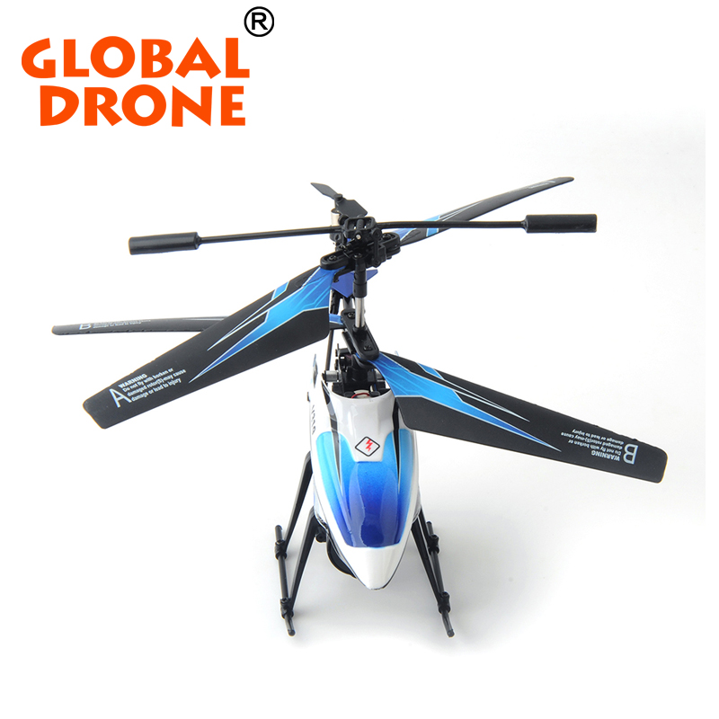 Global Drone wltoysV319 3.5 Channel gyo helicopter Infrared-Radiation Controlled Shooting Water Helicopter with Led Flashing