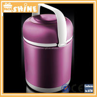 Stainless Steel lunch box and water bottle set, 1000ml, Food Grade, High Quality