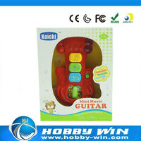 2013 new product japanese cartoon doll toy electric guitar musical instruments