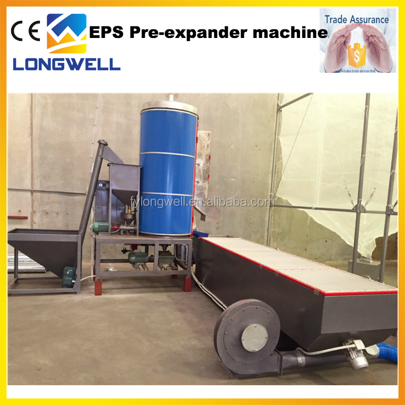 Longwell Hot Sale Automatic EPS Continuous Pre expander