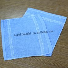 100 Cotton square small hand home textile kitchen tea face towels