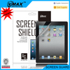 Promotional High transparency Anti uv Tablet PC Pet screen protectors for iPad 2 3 4