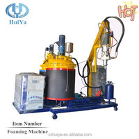China Huiya best-selling Synthetic foam resin glue device & Floral foam equipment