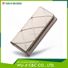 Wholesale China Merchandise Top Grain Lady Leather Women's Wallet Travel Ladies Leather Vanity Bag
