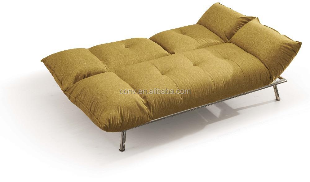 Hot Sale Stock Items Cheap Clack Futon Sofa Bed