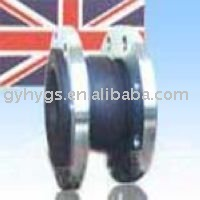 Flexible Rubber Duct Vibration Isolator