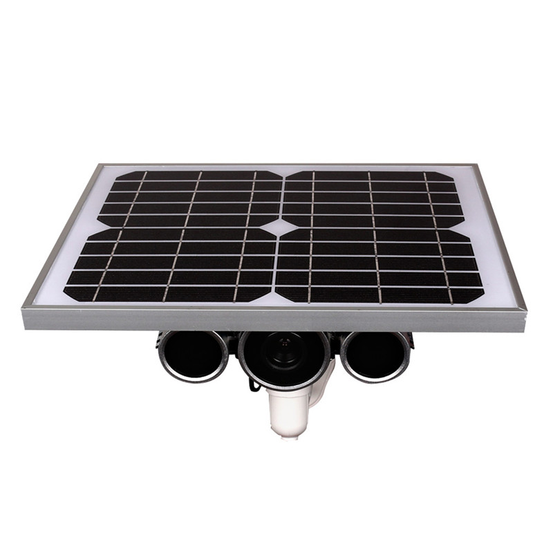 NEWEST HW0029-3 Battery and Solar IP Camera HD 720P AP Solar Power IP Camera with 1/4 Cmos 1MP Support Onvif 2.1