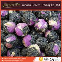 herbal flower tea blooming tea dragon pearl best slimming tea wholesale price