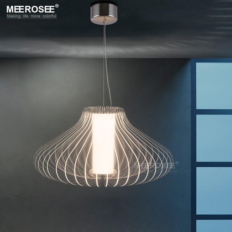 Acrylic Kitchen Pendant Light, Modern Pendant Light for Restaurants MD83076