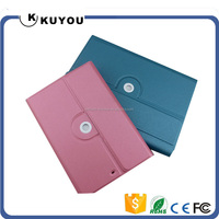 Magnetic Leather Folio Stand Case Cover With Removable Bluetooth Keyboard For Apple iPad