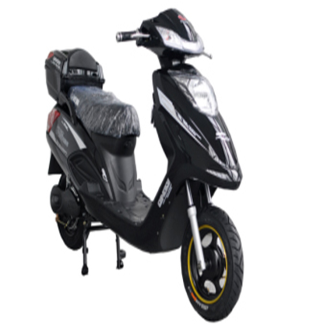 48V800W Adult Electric Motorcycle with Pedal,CE Electric Powered Moped with Brushless Motor