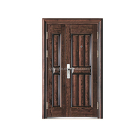 China alibaba swing the steel doors catalog